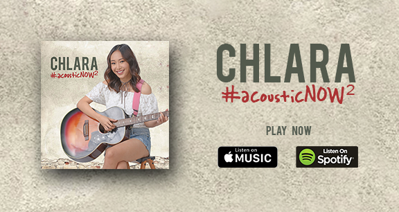 Chlara #acousticNOW2 EP