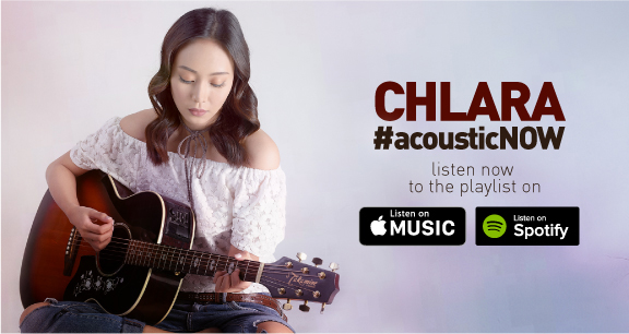 Chlara #acousticNOW EP