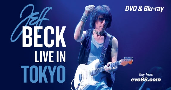 Jeff Beck Live in Tokyo