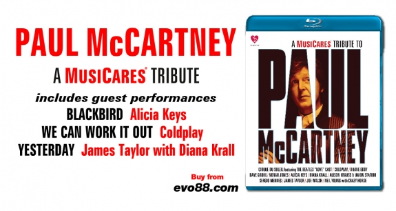 MusiCares Tribute Paul McCartney