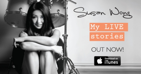 Susan Wong - My Live Stories + iTunes