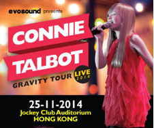 Connie Talbot Gravity Tour 2014 – Taipei Sold Out! Small Tickets Available in HK!