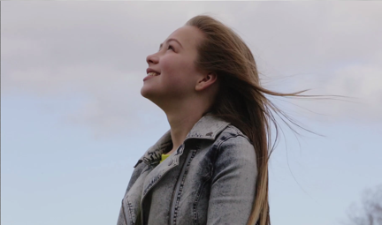 Connie Talbot – Mr. Blue Sky MV