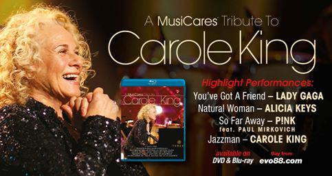 Various Artists - A MusiCares Tribute to Carole King